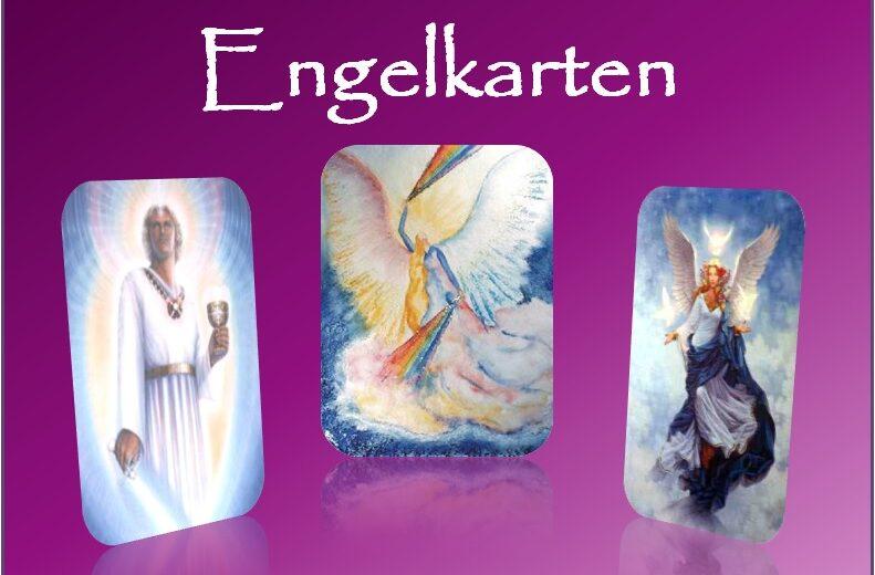 Engelkarten als Wegweiser und Hilfe