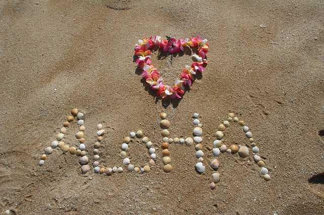 Aloha Spirit auf Hawaii