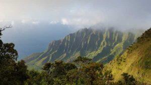 Lemuria Kauai Napali Küste